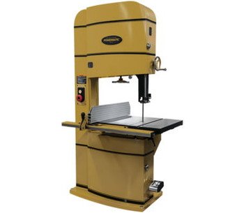 "Powermatic PM2415B, 24"" Bandsaw, 5HP 1PH 230V"