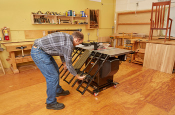 Sawstop Folding Outfeed Table TSA-FOT