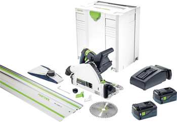 Festool Cordless TSC55 Set + Rail