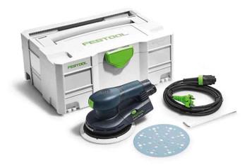Festool 575051 ETS EC 150/5EQ Low Profile Brushless Sander