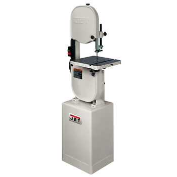 "Jet JWBS-14CS 14"" Closed Stand Band Saw, 1HP, 115/230V"