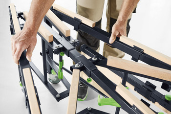 Mobile Saw Table
