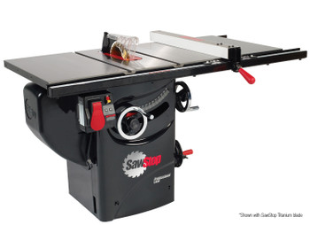 "Sawstop Professional Tablesaw PCS175 with 30"" Premium Fence System"