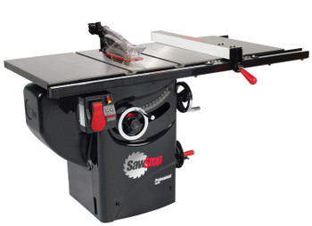 "Sawstop Professional Tablesaw 3HP with 30"" Premium Fence System"