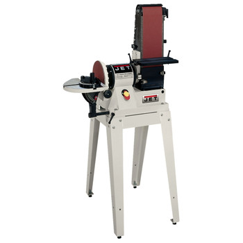 "Jet JSG-96OS 3/4HP 6x48"" Belt / 9"" Disc Open Stand Sander"