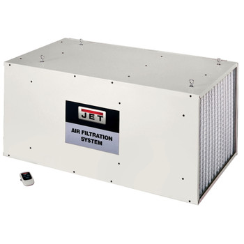 Jet AFS-2000 1700CFM Air Filter with Remote Control