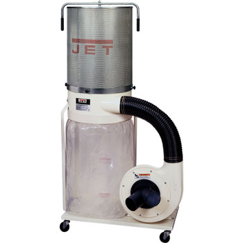 Jet DC-1100VX-CK Vortex Dust Collector 2-Micron Canister
