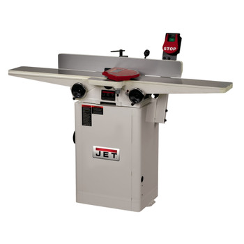 "Jet JJ-6CSDX 6"" Jointer with Quick Change Knife system"