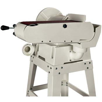 "Jet JSG-6DCK Open Stand Sander, 6"" x 48"" Belt / 12"" Disc"