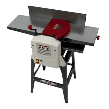 "Jet JJP-10BTOS 10"" Combination Planer/Jointer with Open Stand"