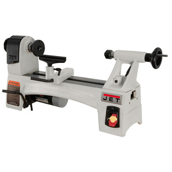 "Jet JWL-1015VS 10"" x 15"" Variable Speed Wood Lathe"