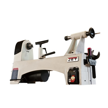 "Jet JWL-1221VS 12"" x 21"" Variable Speed Wood Lathe"