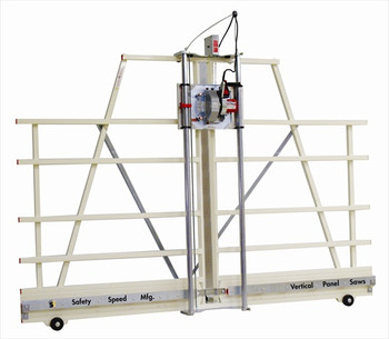 """Safety Speed H5 64"""" Vertical Panel Saw"""