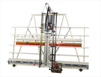 """Safety Speed SR5 62"""" Panel Saw/Router Combo"""