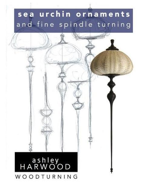 Sea Urchin Ornaments by Ashley Harwood