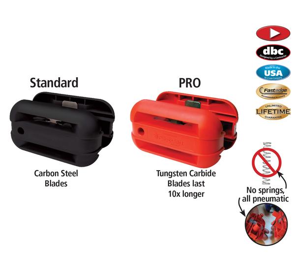Fastcap Quad Trim W/Carbon Bld