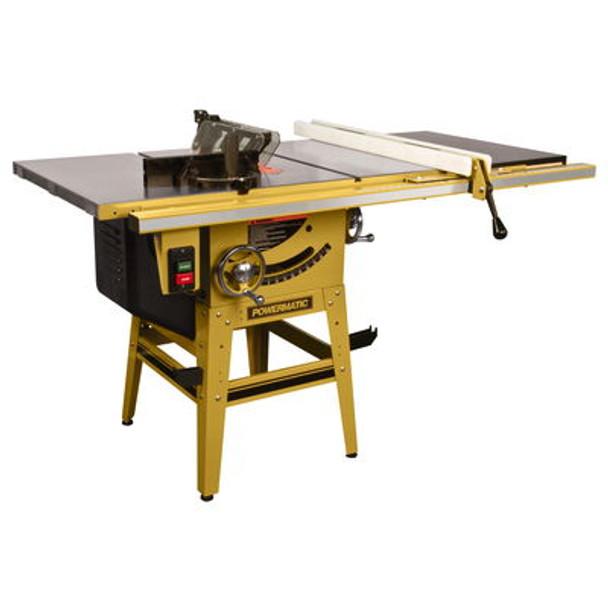 """Powermatic 64B Table Saw, 1.75HP 115/230V 50"""" Fence"""