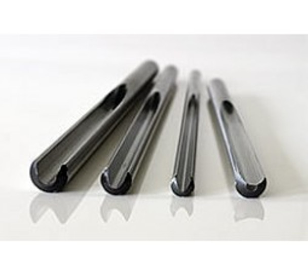"3/8"" Master Bowl Gouge shown with 5/8"",1/2"" bowl gouge and 1/2"" Spindle gouge"