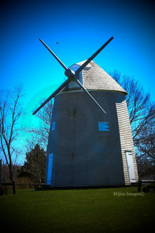 Jonathan Young Windmill, Orleans Cape Cod built 1720