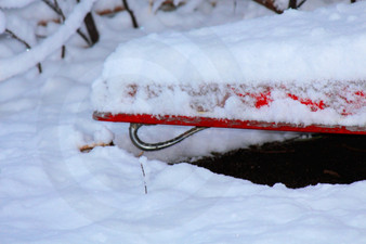 Photo - Snow Boat