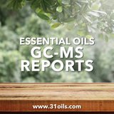 GC-MS Reports from Young Living