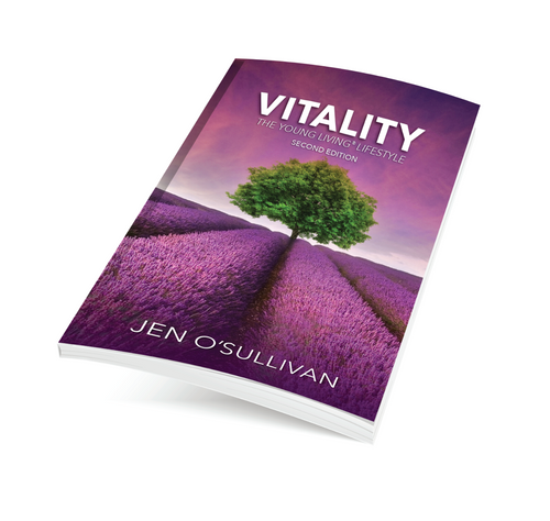 Vitality Second Edition by Jen O'Sullivan