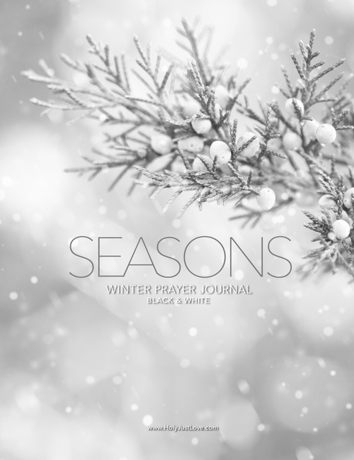 Free Download - Seasons Winter Journal