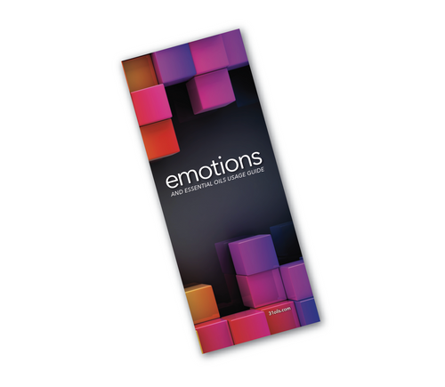 Essential Oils & Emotions Usage Guide 20 pack