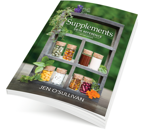 COLOR VERSION! Supplements Desk Reference - 2nd Edition