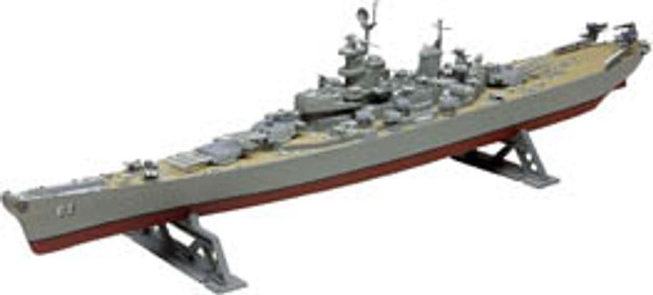 Revell 85-0301 1/535 USS Missouri Battleship Plastic Model Kit