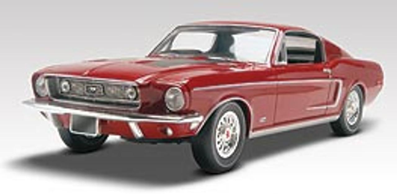 Revell 85-4215 1/25 1968 Mustang GT 2N1 Plastic Model Kit