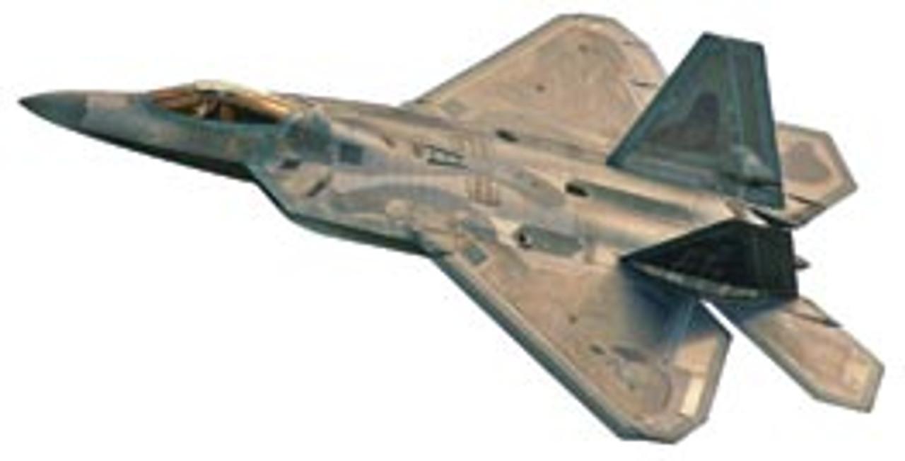 Revell 85-5984 1/72 F-22 Raptor Plastic Model Kit