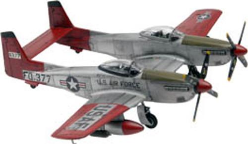 Revell 85-5257 Monogram 1/72 Twin Mustang F-82G Plastic Model Kit