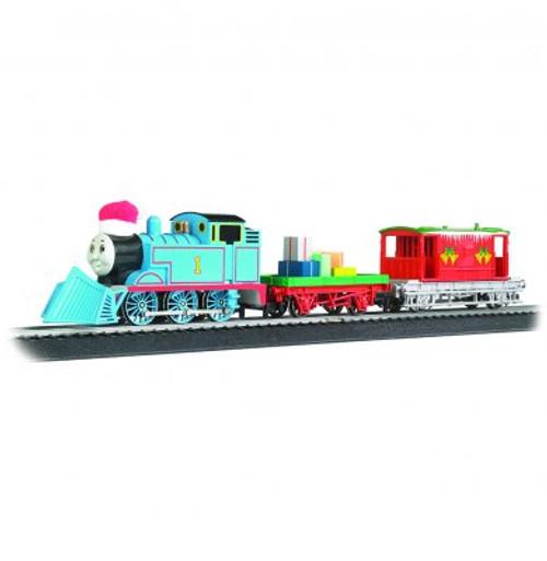 Bachmann 00755 Ho Thomas Christmas Delivery Train Set