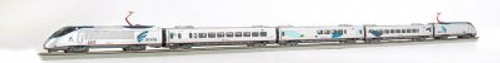 Bachmann 01205 Ho Acela Express Train Set