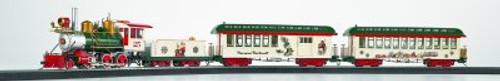 Bachmann 25023 On30 Norman Rockwell's American Christmas Train Set