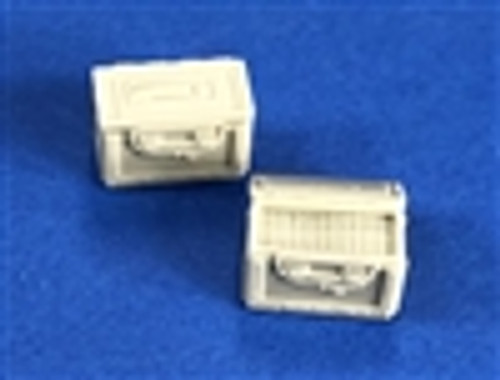 Squadron SQAA48003 1/48 US 30 Cal & 50 Cal Ammo Cases WWII a