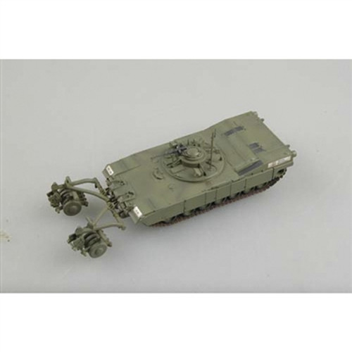 Easy Model 35048 1/72 M1 Panther with Mine Roller Pre-Built