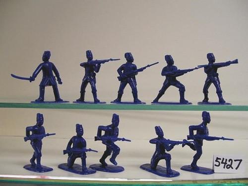 Armies In Plastic 5426 1/32 Egyptian Army 1882 Tel-El-Kebir Summer Dress Toy Soldiers a