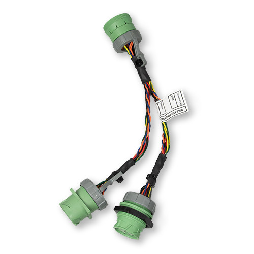 9-Pin J1939 500k Y-Splitter Cable (81658)