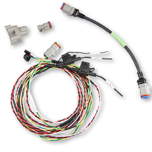 3-Pin Deutsch Cable Kit, White Wire (81652)