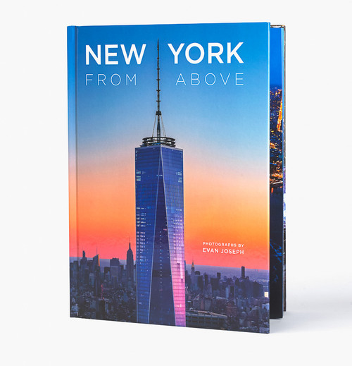 New York From Above by Evan Joseph