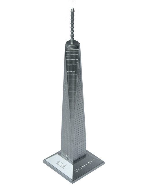 """One World Observatory 6"""" Resin Replica Statue"""