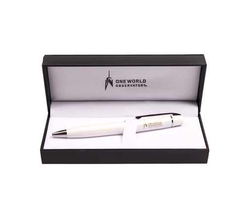 One World Observatory White Pen with Box