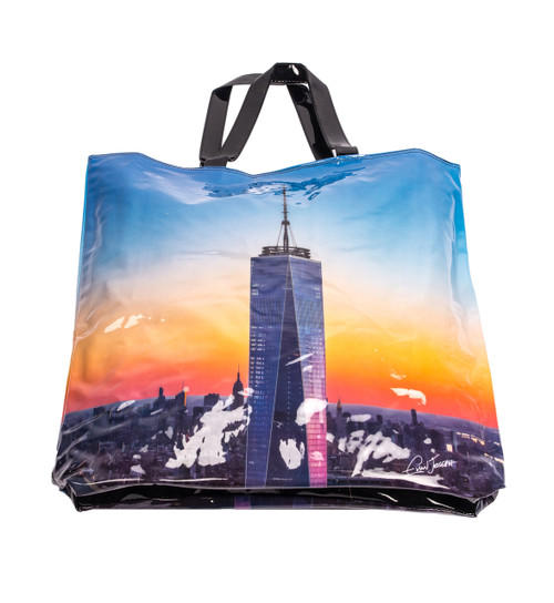 One World Observatory Evan Joseph Tote Bag