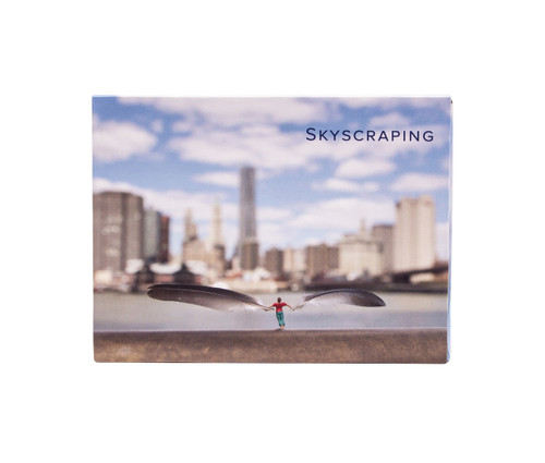 One World Observatory Judith Dupre 15 Notecard Set in box - Skyscraping/Slinkachu