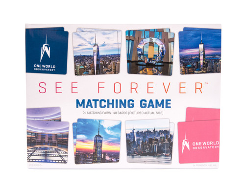One World Observatory Matching Game