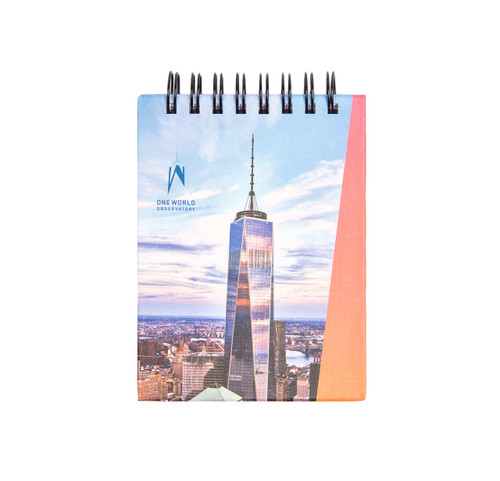 """One World Observatory 3"""" Small Solar Notebook"""