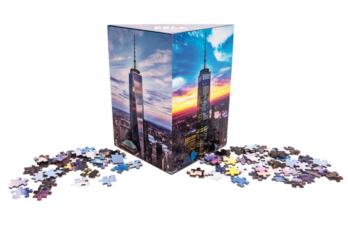 One World Observatory DBL Puzzle