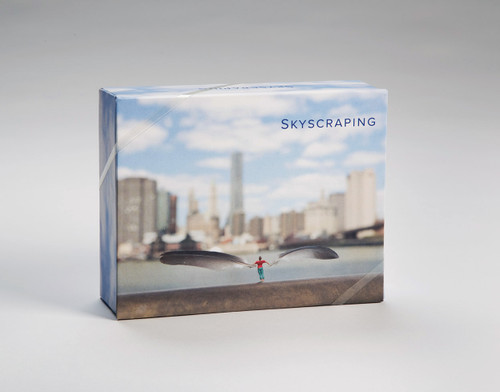 One World Observatory Skyscraping Notecard Set